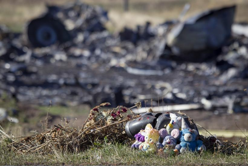 MH17: More Human Remains Found