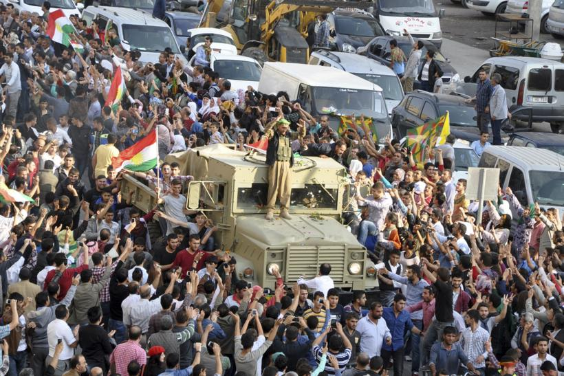 How ISIS Managed To Unite The Kurds (And Worry Turkey)