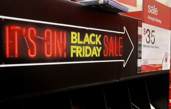 Drop In Gas Prices Could Spur Black Friday Spending