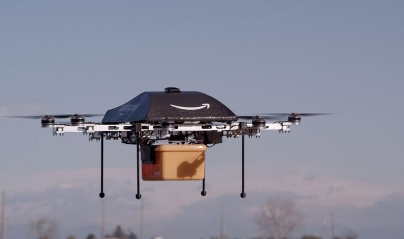 FAA May Shoot Down Amazon's Drone Plan