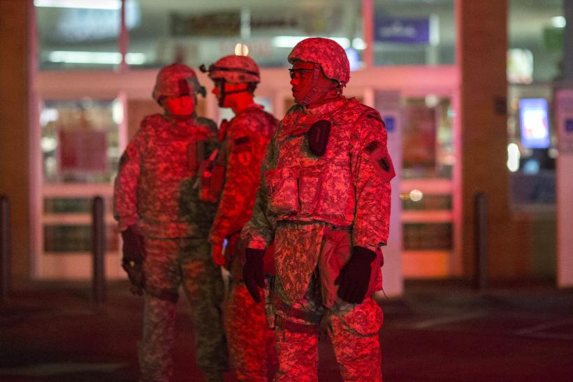 Ferguson Triples National Guard Numbers