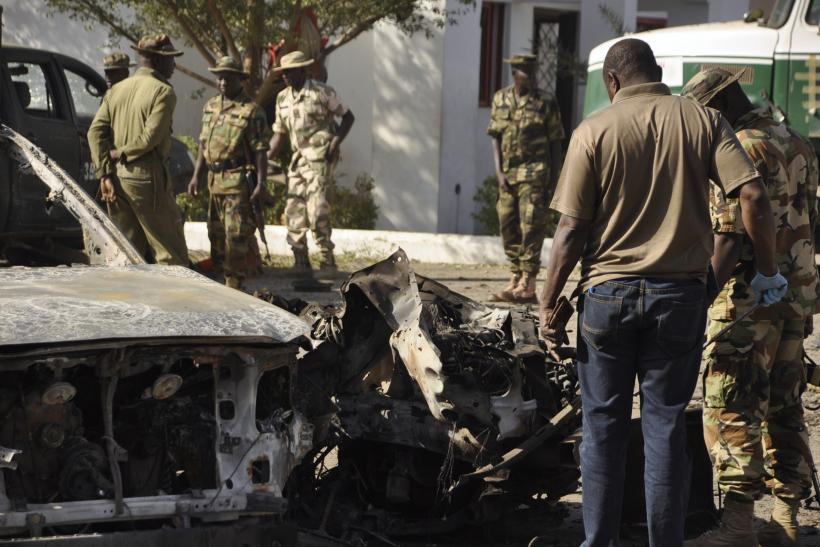 Bomb Blasts Rock Nigerian Mosque