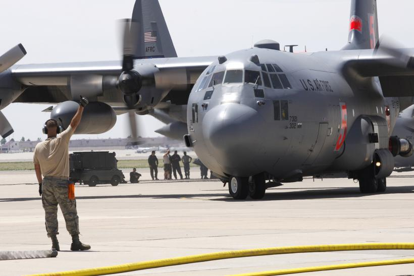 US State Dept. Approves $800M Package For Iraq's C-130 Fleet