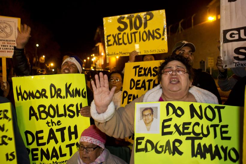 Death Penalty Numbers In US Keep Decreasing