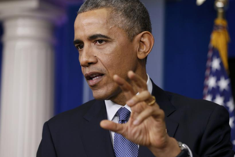 Obama Ready For 'The Fourth Quarter' Of His Presidency