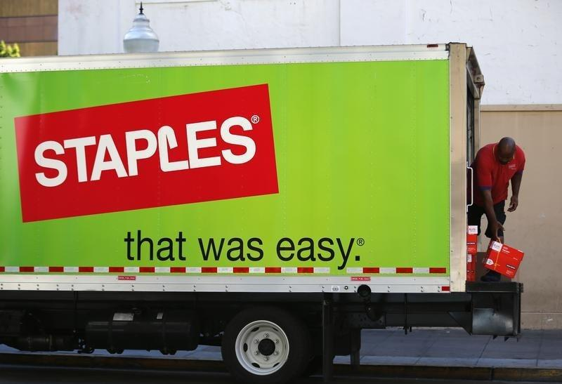 Staples Confirms Major Data Breach