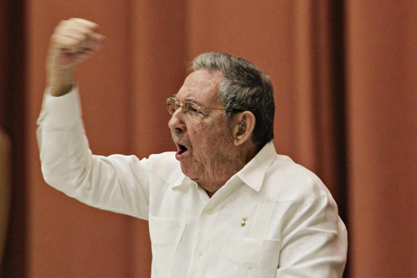 Communism Continues In Cuba Says Castro