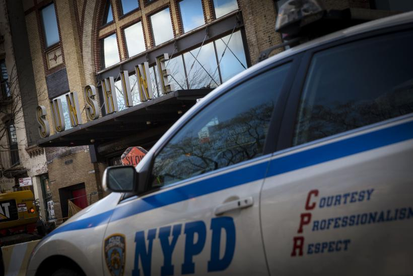 2 New York Cops Dead In Apparent Ambush