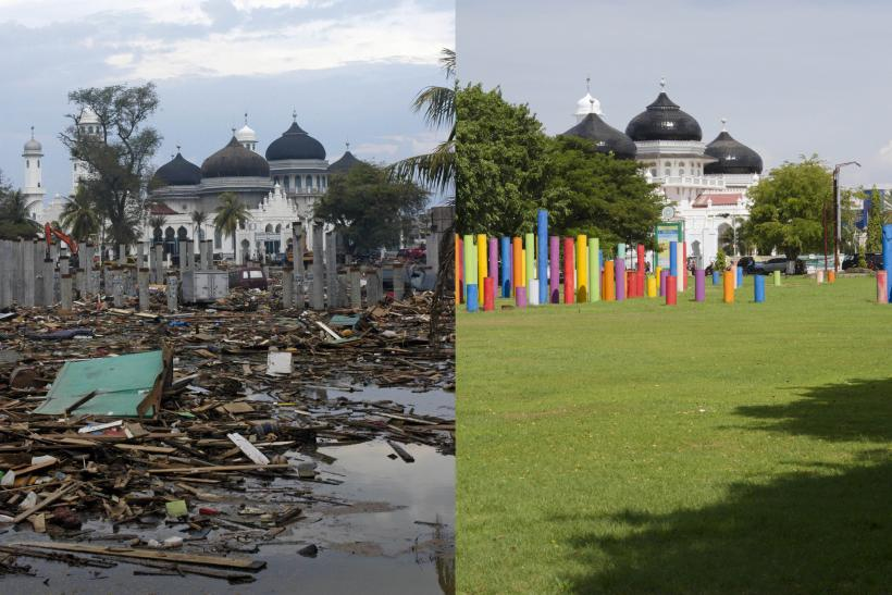Banda Aceh 10 Years After The Tsunami