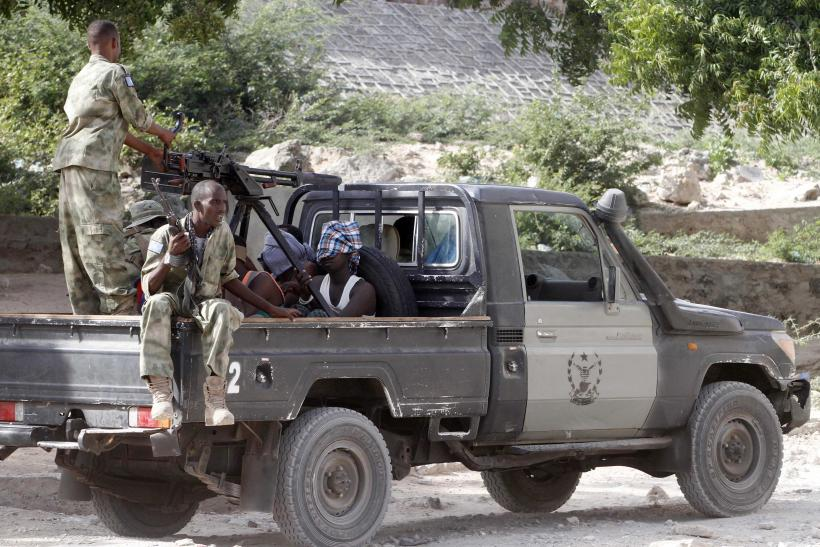 Wanted Al-Shabab Terrorist Surrenders In Somalia