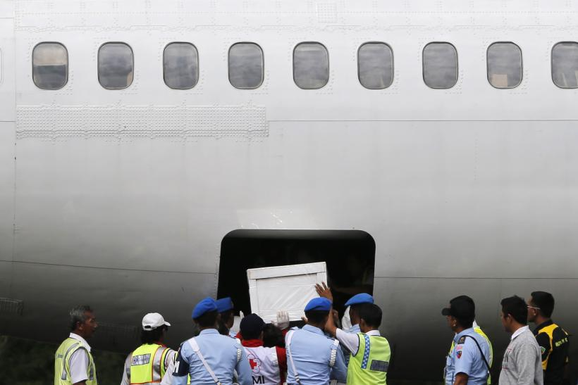 Flight 8501 Recovery Operations Suspended
