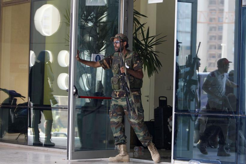At Least 5 Foreign Nationals Killed In Attack On Libyan Luxury Hotel