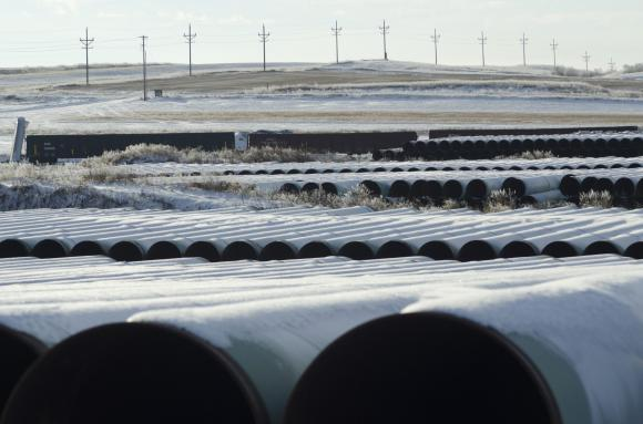 Senate OKs Keystone Pipeline Bill