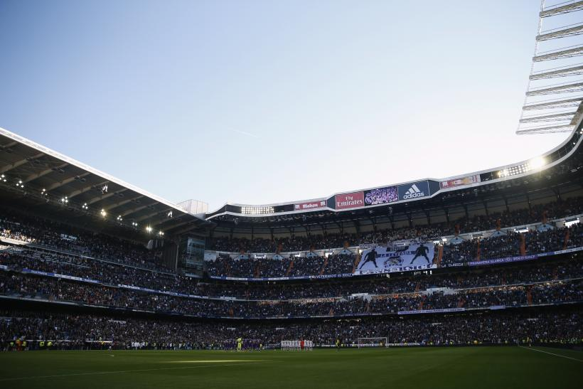 Real Madrid To Rename Stadium In 500M Euro Deal