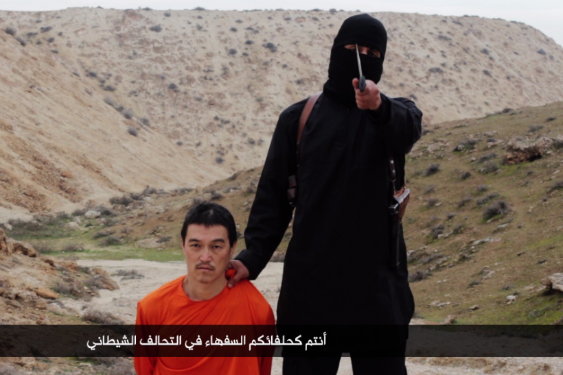 Goto's Beheading May Signal End Of Negotiations With ISIS