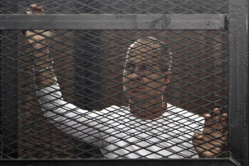 Egypt Deports Journalist Peter Greste To Australia