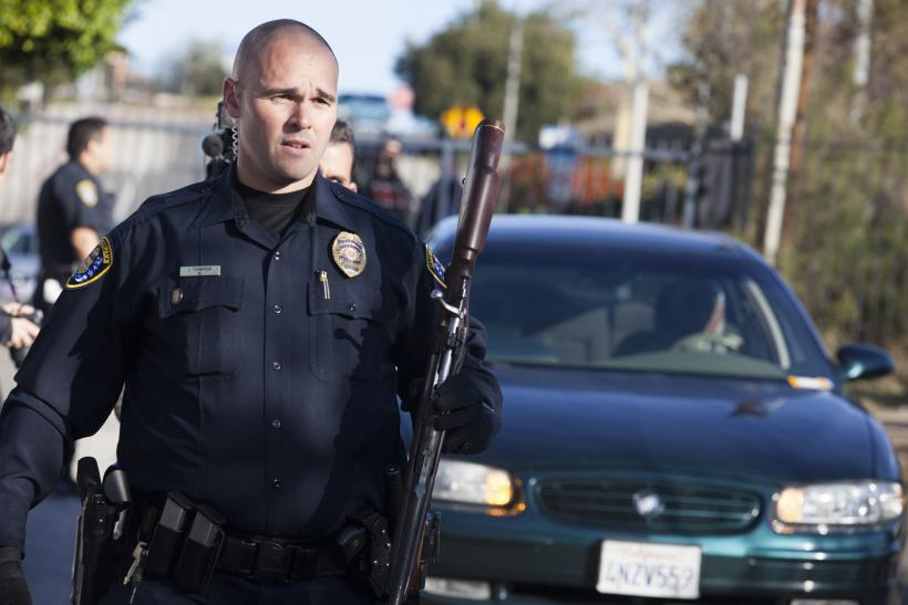 San Diego police officer