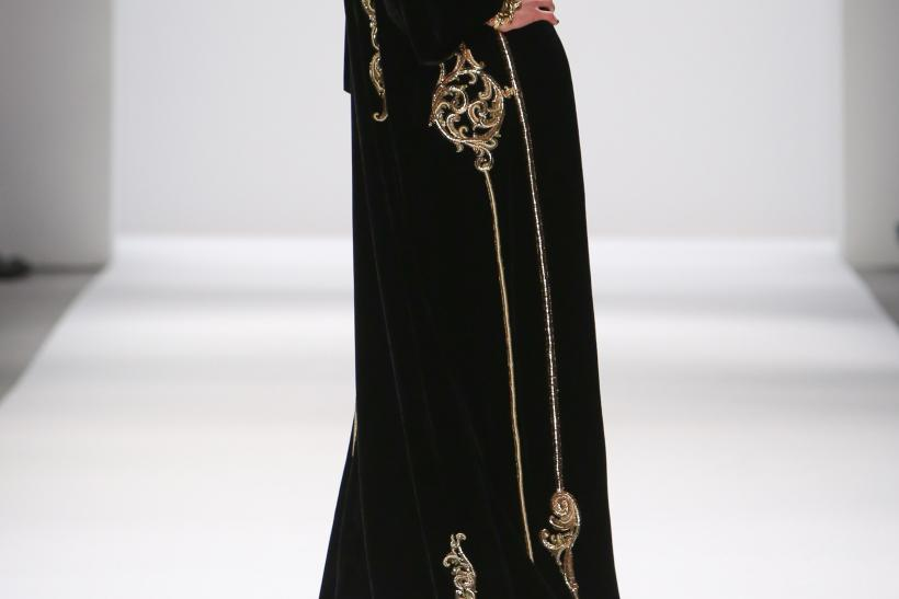 Zang Toi Debuts Modern Take On Imperial Russia For Fall 2013 At New York Fashion Week