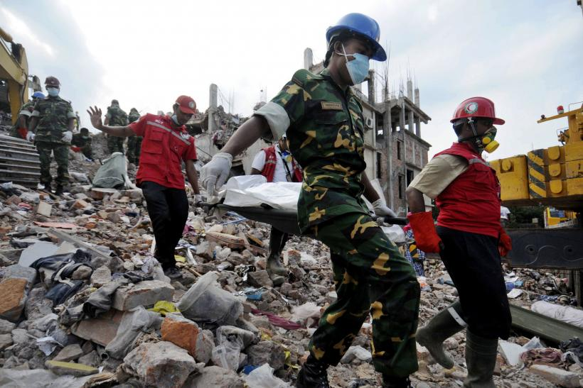 New Government Report Calls Rana Plaza Garment Factory Collapse 'Culpable Homicide'