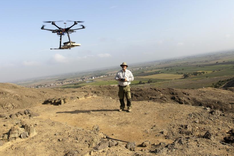 Drones Aid Archaeologists In Exploring Ancient Sites, UAVs Like A 'New Set Of Eyes' In Remote Areas