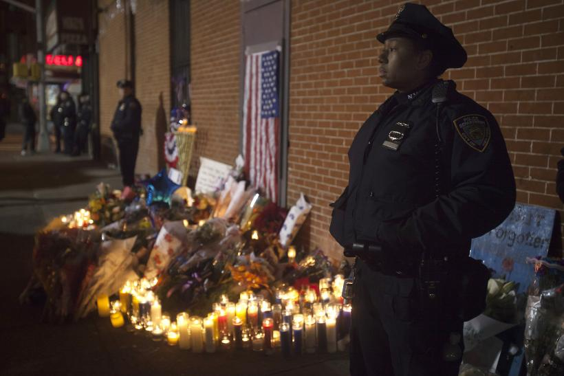 Rafael Ramos And Wenjian Liu Mourned After NYPD 'Revenge' Killing