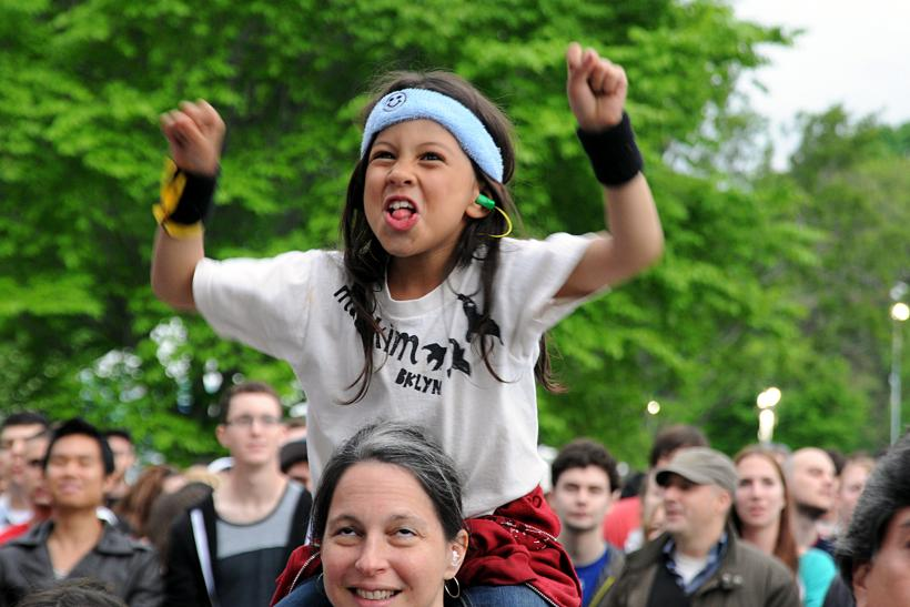 Great GoogaMooga In Brooklyn: Music, Food And Disappointment As The Festival Gets Cancelled [PHOTOS]