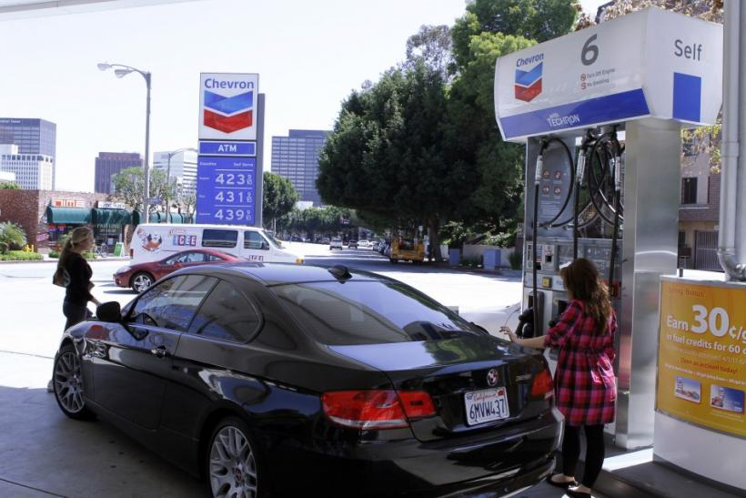 This Time, Blame Exports For Rising US Gas Prices
