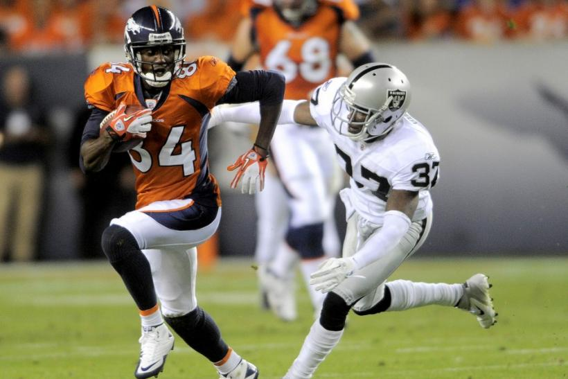 Raiders News And Rumors: Charles Woodson And Josh Cribbs Sign, Is Brandon Lloyd Next?
