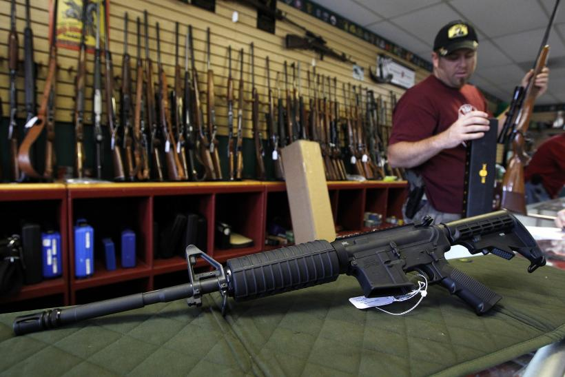 Gun Control Debate: Why Manchin-Toomey Background Checks Will Never Pass The Senate