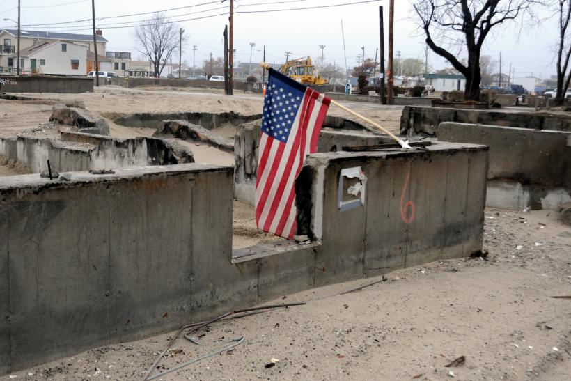 Surviving Sandy: The Rockaways Rise From The Ashes Six Months Later [PHOTOS]