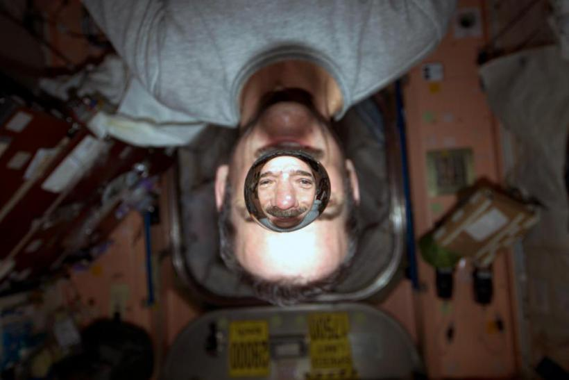 Chris Hadfield, Social Media-Savvy Astronaut, Is Coming Back Down To Earth