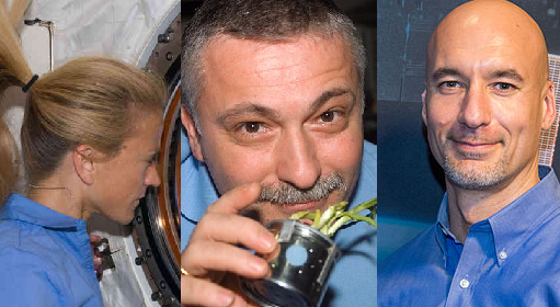 Meet The New International Space Station Crewmembers Slated To Blast Off Later This Month