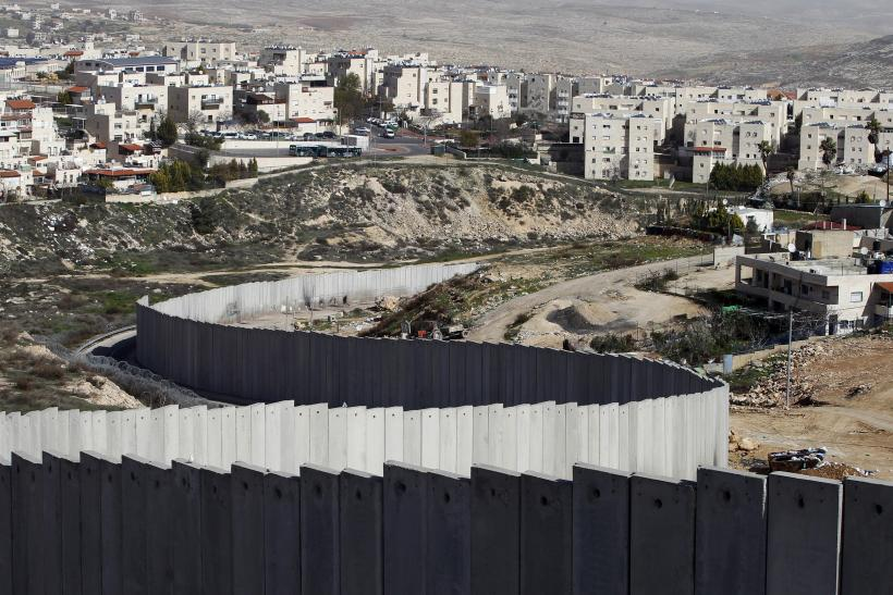 The West Bank Wall: What Life Is Like For Palestinians And Israelis Divided By The Barrier