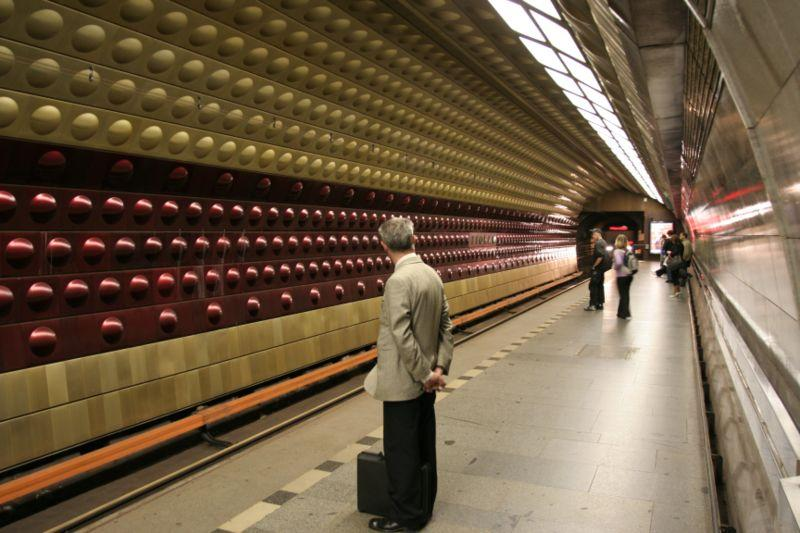 Prague Metro Plans 'Love Carriage' For Lonely Singles, As Czech Marriage And Birth Rates Plunge