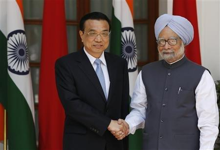 China And India Sign Eight-Part Agreement To Further Relations Despite Border Dispute