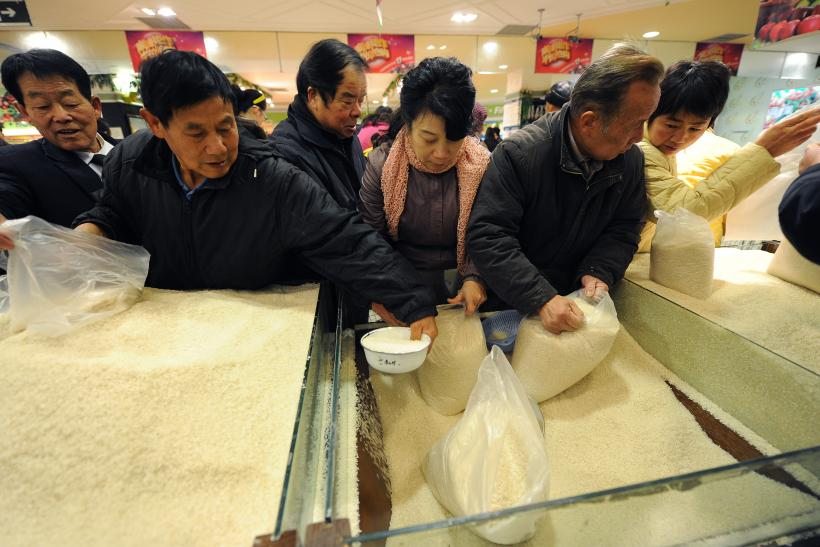 A New Food Scandal In China: Rice Tainted With Cadmium In Guangzhou