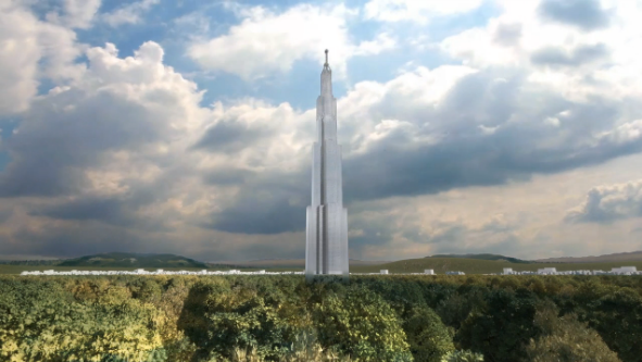 World's Tallest Building, 'Sky City', To Break Ground In China In June [VIDEO]