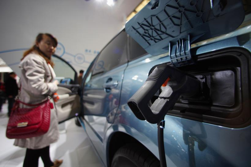 Beijing: 50,000 Electric Cars By 2015, 30,000 For Private Uses
