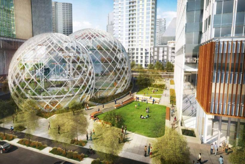 5 Incredible Future Campuses For The World's Tech Giants [PHOTOS]