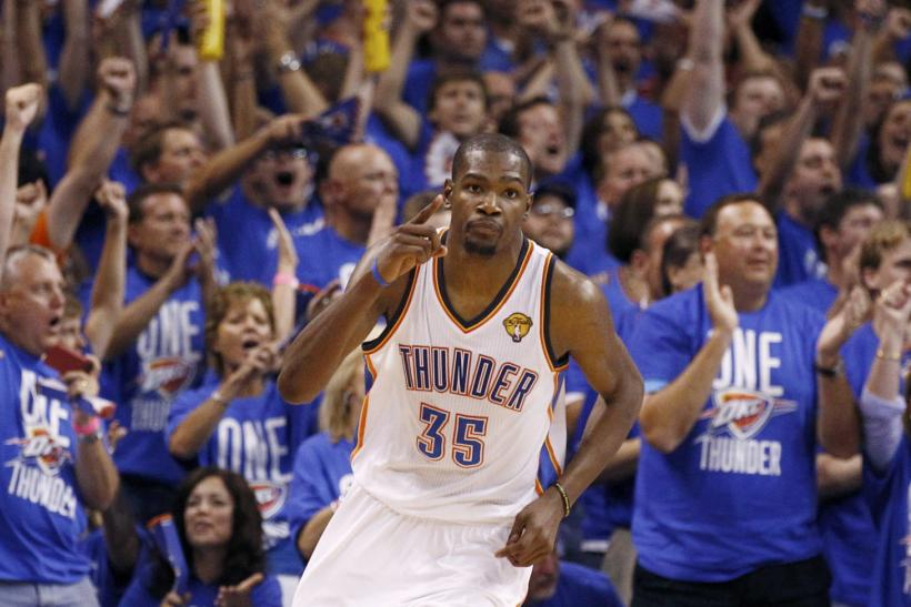 Oklahoma Tornadoes: Athletes Twitter Reaction And Donations; Kevin Durant And Matt Kemp Do Their Part To Help Victims
