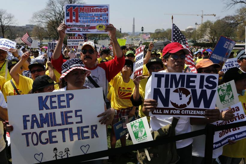US Senate Takes The Long Way Home, But Passes Immigration Reform Bill, 68-32
