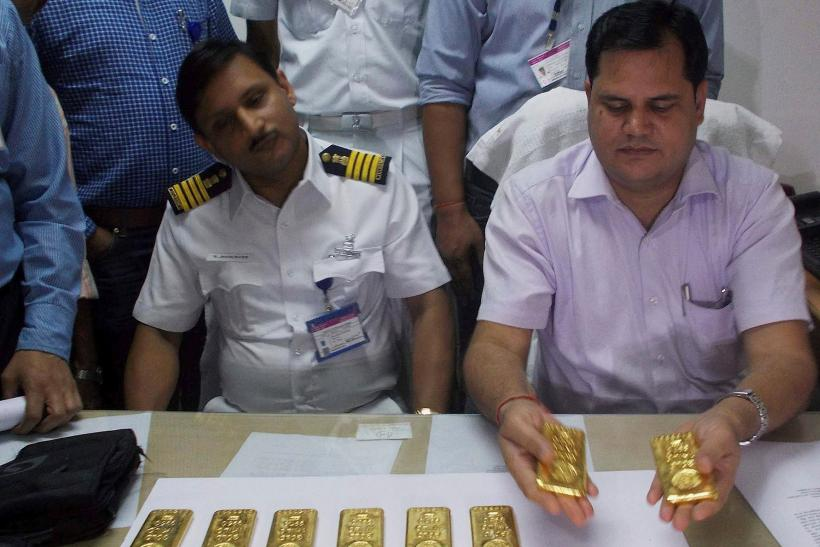 Indian Man Swallows $16K Worth Of Gold Bars