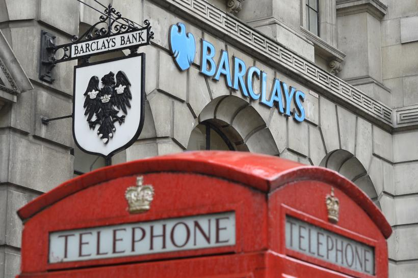 Barclays Takes $1.15B Charge As Forex Settlement Looms