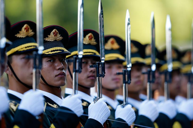 China May Use World War II Parade To 'Frighten' Japan