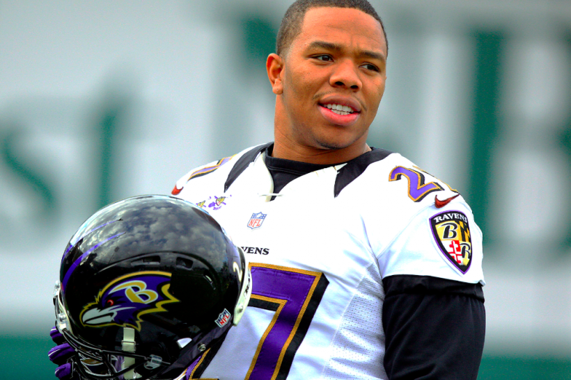 Ray Rice Suspension Over Domestic Abuse Overturned On Appeal; Player Reinstated To NFL