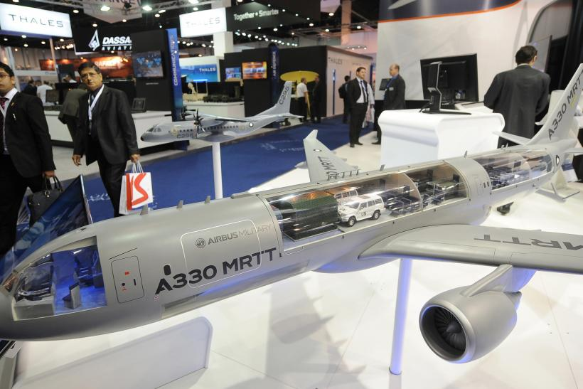 Airbus Sells 12 A330 MRTT Tankers To France, After $14 Billion Deal With Delta