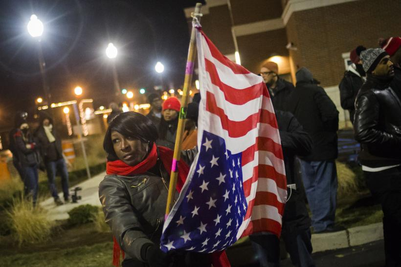 New York Times Publishes Darren Wilson's Address Info As Ferguson Simmers