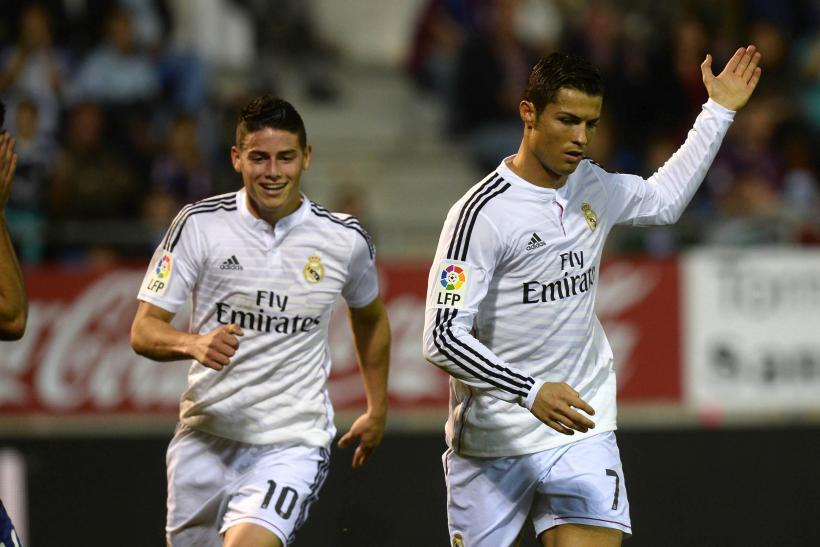 VIDEO Real Madrid 4-0 Eibar Highlights, Goals: Ronaldo, Rodriguez Rout Eibar