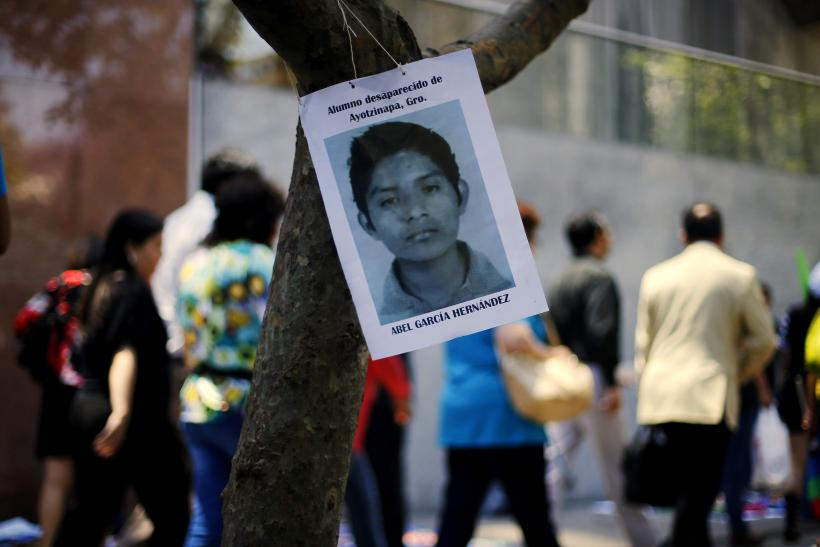 Fugitive Mexican Police Chief Arrested For Involvement In Suspected Drug Cartel Murder Of 43 Missing Students