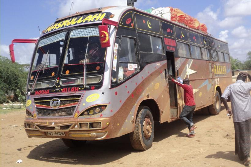 Kenya Bus Attack: Survivors Say Al-Shabaab Militants 'Blew Victims' Heads Off Just Like That'